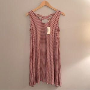 Style & Co Petite Swing Dress
